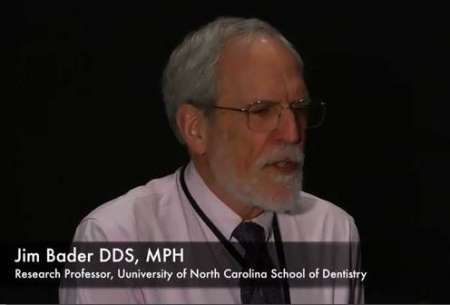 Incomplete Caries Removal. Presentation by Jim Bader, DDS MPH at the National Dental PBRN Workshop held in Charlotte, NC at the AADR Annual Session